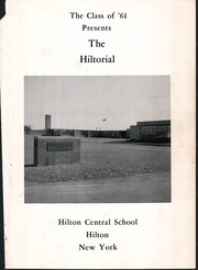 Page 5, 1961 Edition, Hilton Central School - Hilltorial Yearbook (Hilton, NY) online yearbook collection