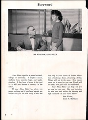 Page 6, 1961 Edition, Hilton Central School - Hilltorial Yearbook (Hilton, NY) online yearbook collection