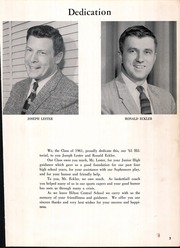 Page 7, 1961 Edition, Hilton Central School - Hilltorial Yearbook (Hilton, NY) online yearbook collection