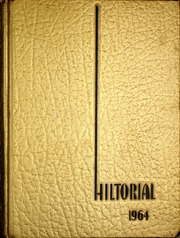 1964 Edition, Hilton Central School - Hilltorial Yearbook (Hilton, NY)