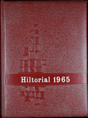 1965 Edition, Hilton Central School - Hilltorial Yearbook (Hilton, NY)