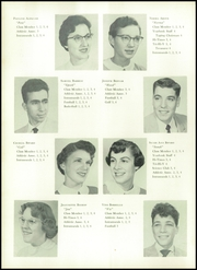 Page 16, 1956 Edition, Silver Creek Central School - Hi Lites Yearbook (Silver Creek, NY) online yearbook collection