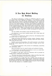 Page 10, 1922 Edition, Hamburg High School - Echoes Yearbook (Hamburg, NY) online yearbook collection