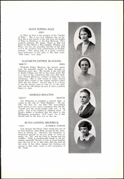 Page 17, 1922 Edition, Hamburg High School - Echoes Yearbook (Hamburg, NY) online yearbook collection