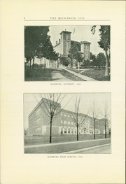 Page 12, 1928 Edition, Hamburg High School - Echoes Yearbook (Hamburg, NY) online yearbook collection