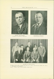 Page 16, 1928 Edition, Hamburg High School - Echoes Yearbook (Hamburg, NY) online yearbook collection