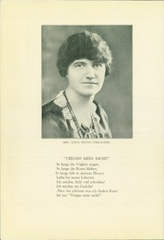 Page 8, 1928 Edition, Hamburg High School - Echoes Yearbook (Hamburg, NY) online yearbook collection
