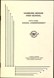 Page 6, 1933 Edition, Hamburg High School - Echoes Yearbook (Hamburg, NY) online yearbook collection