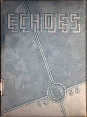 Page 1, 1956 Edition, Hamburg High School - Echoes Yearbook (Hamburg, NY) online yearbook collection