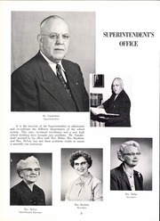 Page 14, 1956 Edition, Hamburg High School - Echoes Yearbook (Hamburg, NY) online yearbook collection