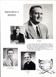 Page 15, 1956 Edition, Hamburg High School - Echoes Yearbook (Hamburg, NY) online yearbook collection
