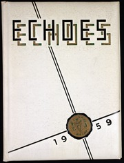 Page 1, 1959 Edition, Hamburg High School - Echoes Yearbook (Hamburg, NY) online yearbook collection