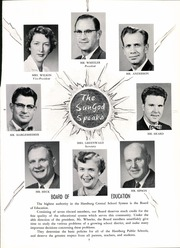 Page 13, 1961 Edition, Hamburg High School - Echoes Yearbook (Hamburg, NY) online yearbook collection
