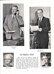 Page 15, 1961 Edition, Hamburg High School - Echoes Yearbook (Hamburg, NY) online yearbook collection
