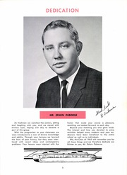 Page 7, 1965 Edition, Hamburg High School - Echoes Yearbook (Hamburg, NY) online yearbook collection