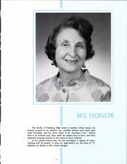 Page 7, 1971 Edition, Hamburg High School - Echoes Yearbook (Hamburg, NY) online yearbook collection