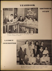 Page 8, 1955 Edition, Guilderland Central High School - Tawasenthan Yearbook (Guilderland Center, NY) online yearbook collection