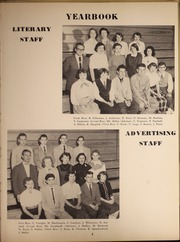 Page 9, 1955 Edition, Guilderland Central High School - Tawasenthan Yearbook (Guilderland Center, NY) online yearbook collection