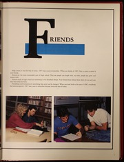 Page 11, 1987 Edition, Guilderland Central High School - Tawasenthan Yearbook (Guilderland Center, NY) online yearbook collection