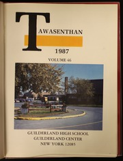 Page 5, 1987 Edition, Guilderland Central High School - Tawasenthan Yearbook (Guilderland Center, NY) online yearbook collection