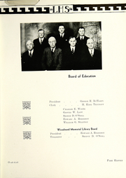 Page 15, 1936 Edition, Le Roy Central School - O At Kan Yearbook (Le Roy, NY) online yearbook collection