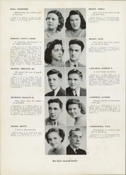 Page 16, 1941 Edition, Le Roy Central School - O At Kan Yearbook (Le Roy, NY) online yearbook collection