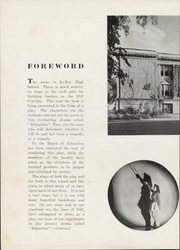 Page 8, 1941 Edition, Le Roy Central School - O At Kan Yearbook (Le Roy, NY) online yearbook collection