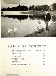 Page 12, 1942 Edition, Le Roy Central School - O At Kan Yearbook (Le Roy, NY) online yearbook collection