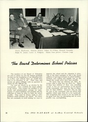 Page 14, 1953 Edition, Le Roy Central School - O At Kan Yearbook (Le Roy, NY) online yearbook collection