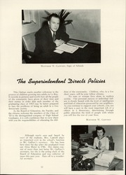 Page 15, 1953 Edition, Le Roy Central School - O At Kan Yearbook (Le Roy, NY) online yearbook collection