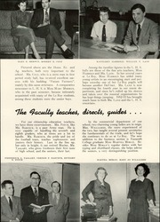 Page 17, 1953 Edition, Le Roy Central School - O At Kan Yearbook (Le Roy, NY) online yearbook collection