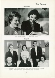 Page 15, 1959 Edition, Le Roy Central School - O At Kan Yearbook (Le Roy, NY) online yearbook collection