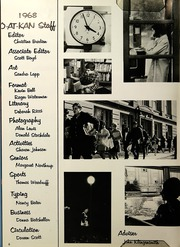 Page 10, 1968 Edition, Le Roy Central School - O At Kan Yearbook (Le Roy, NY) online yearbook collection