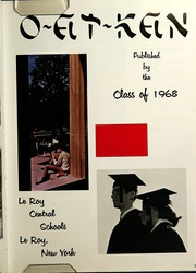 Page 7, 1968 Edition, Le Roy Central School - O At Kan Yearbook (Le Roy, NY) online yearbook collection