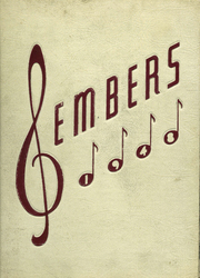 1948 Edition, Eden Central School - Embers Yearbook (Eden, NY)