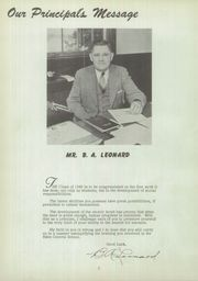 Page 12, 1948 Edition, Eden Central School - Embers Yearbook (Eden, NY) online yearbook collection