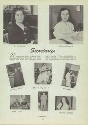 Page 17, 1948 Edition, Eden Central School - Embers Yearbook (Eden, NY) online yearbook collection