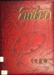 1950 Edition, Eden Central School - Embers Yearbook (Eden, NY)