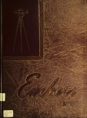 1951 Edition, Eden Central School - Embers Yearbook (Eden, NY)