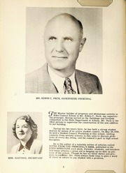 Page 12, 1951 Edition, Eden Central School - Embers Yearbook (Eden, NY) online yearbook collection