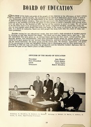 Page 14, 1951 Edition, Eden Central School - Embers Yearbook (Eden, NY) online yearbook collection