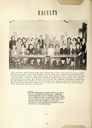 Page 16, 1951 Edition, Eden Central School - Embers Yearbook (Eden, NY) online yearbook collection