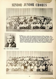 Page 54, 1951 Edition, Eden Central School - Embers Yearbook (Eden, NY) online yearbook collection
