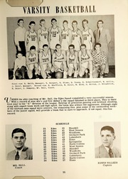 Page 59, 1951 Edition, Eden Central School - Embers Yearbook (Eden, NY) online yearbook collection