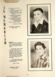 Page 69, 1951 Edition, Eden Central School - Embers Yearbook (Eden, NY) online yearbook collection