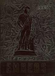 1953 Edition, Eden Central School - Embers Yearbook (Eden, NY)
