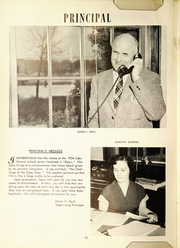 Page 14, 1954 Edition, Eden Central School - Embers Yearbook (Eden, NY) online yearbook collection