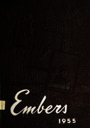 1955 Edition, Eden Central School - Embers Yearbook (Eden, NY)