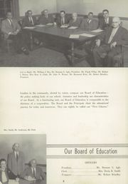 Page 12, 1956 Edition, Eden Central School - Embers Yearbook (Eden, NY) online yearbook collection