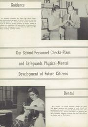 Page 16, 1956 Edition, Eden Central School - Embers Yearbook (Eden, NY) online yearbook collection